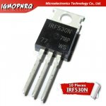 10 шт. IRF530 IRF630 IRF730 IRF830 LM317T IRF3205 транзистор К-220 TO220 IRF530PBF IRF630PBF IRF730PBF...