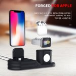 EIMO 3 в 1 Аксессуары для часов Apple watch band Airpods 1:1 Iphone X Iphone 8 Iphone 7 Iphone 6...