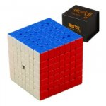 Moyu Aofu GTS 7x7x7 Магнитный куб Professional GTSM 7x7 Magic Скорость Cube м твист...