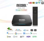 Mecool KM9 PRO Android 9,0 tv box 4 ГБ 32 ГБ Голосовое управление smart tv box Amlogic S905X2 4K...