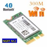 300 м Беспроводной Bluetooth V4.0 NGFF WiFi WLAN карта для Dell DW1707 VRC88 Qualcomm Atheros...