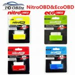 Super ECO NitroOBD2 бензиновый автомобильный чип блок настройки Nitro OBD...
