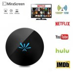 Mirascreen G6 Wi-Fi Дисплей ТВ ключ miracast AirPlay для ios MINI PC Android ТВ Стик для apple...